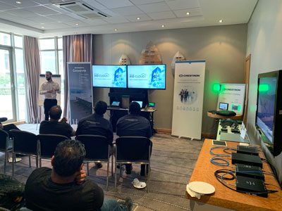 TIG South Africa Roadshow - The Ultimate Meeting Room Solution