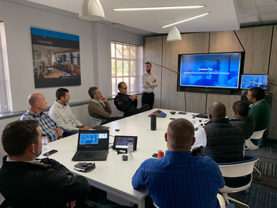 South Africa Roadshow - The Ultimate Meeting Room Solution