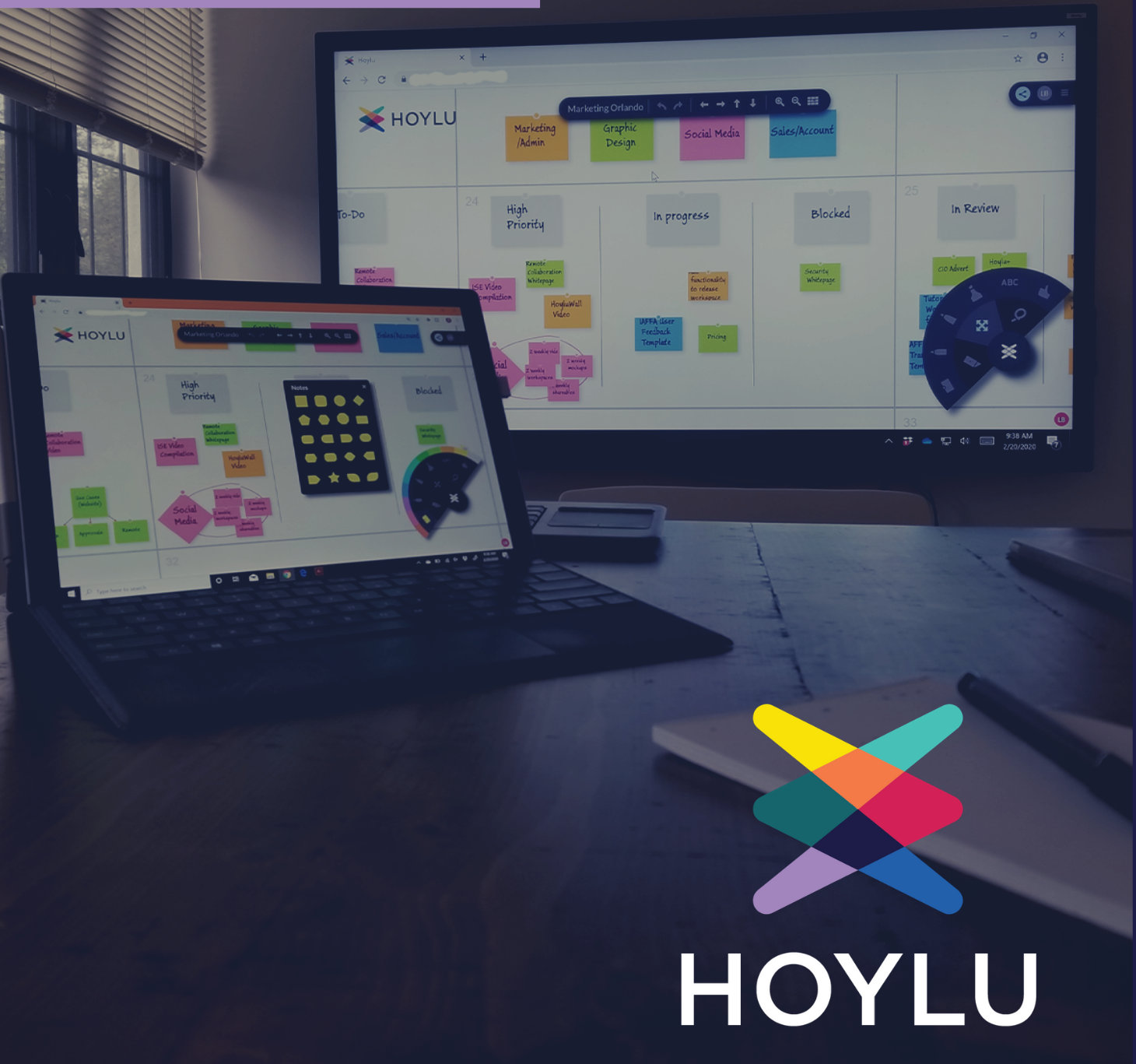 TIG & Hoylu offer extended free trial of remote collaboration software for commercial & education sectors
