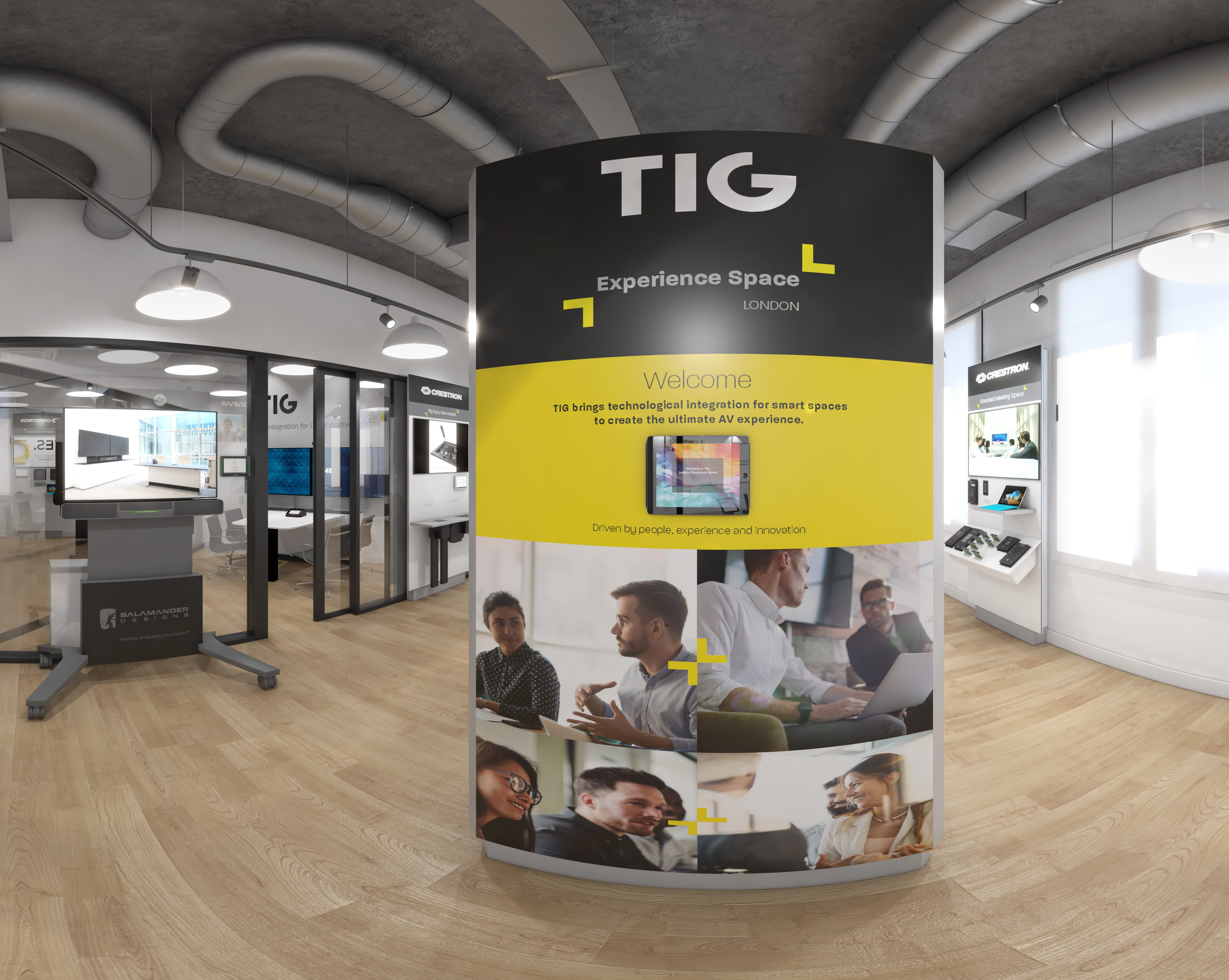 TIG launches Virtual Experience Space