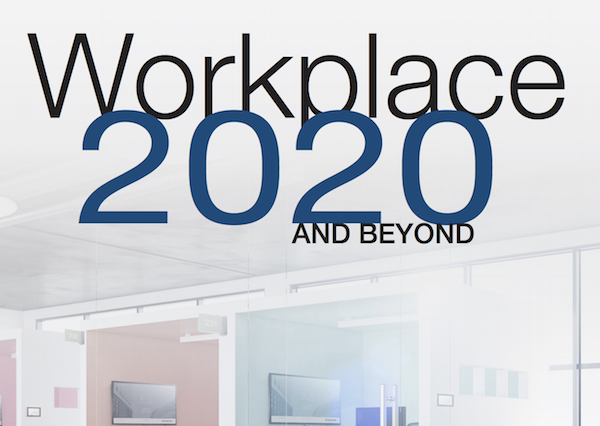 Crestron - Workplace 2020 and Beyond